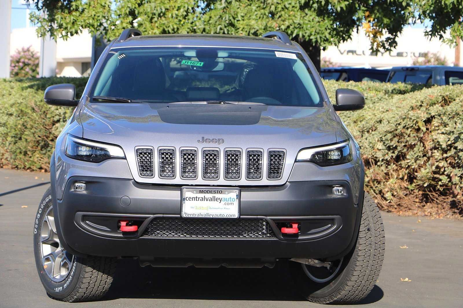 New 2020 JEEP Cherokee Trailhawk Elite