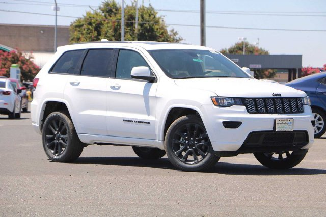 Jeep Cherokee Altitude >> New 2019 Jeep Grand Cherokee Altitude 4x4