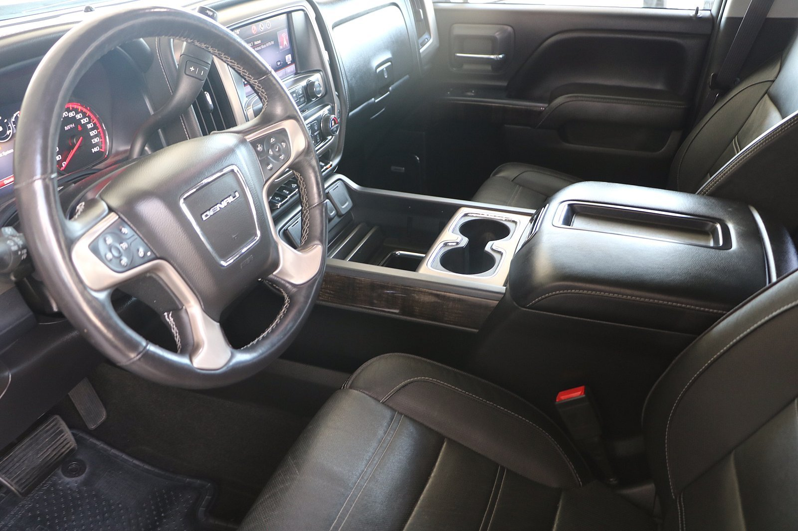 Pre-Owned 2015 GMC Sierra 2500HD available WiFi Denali