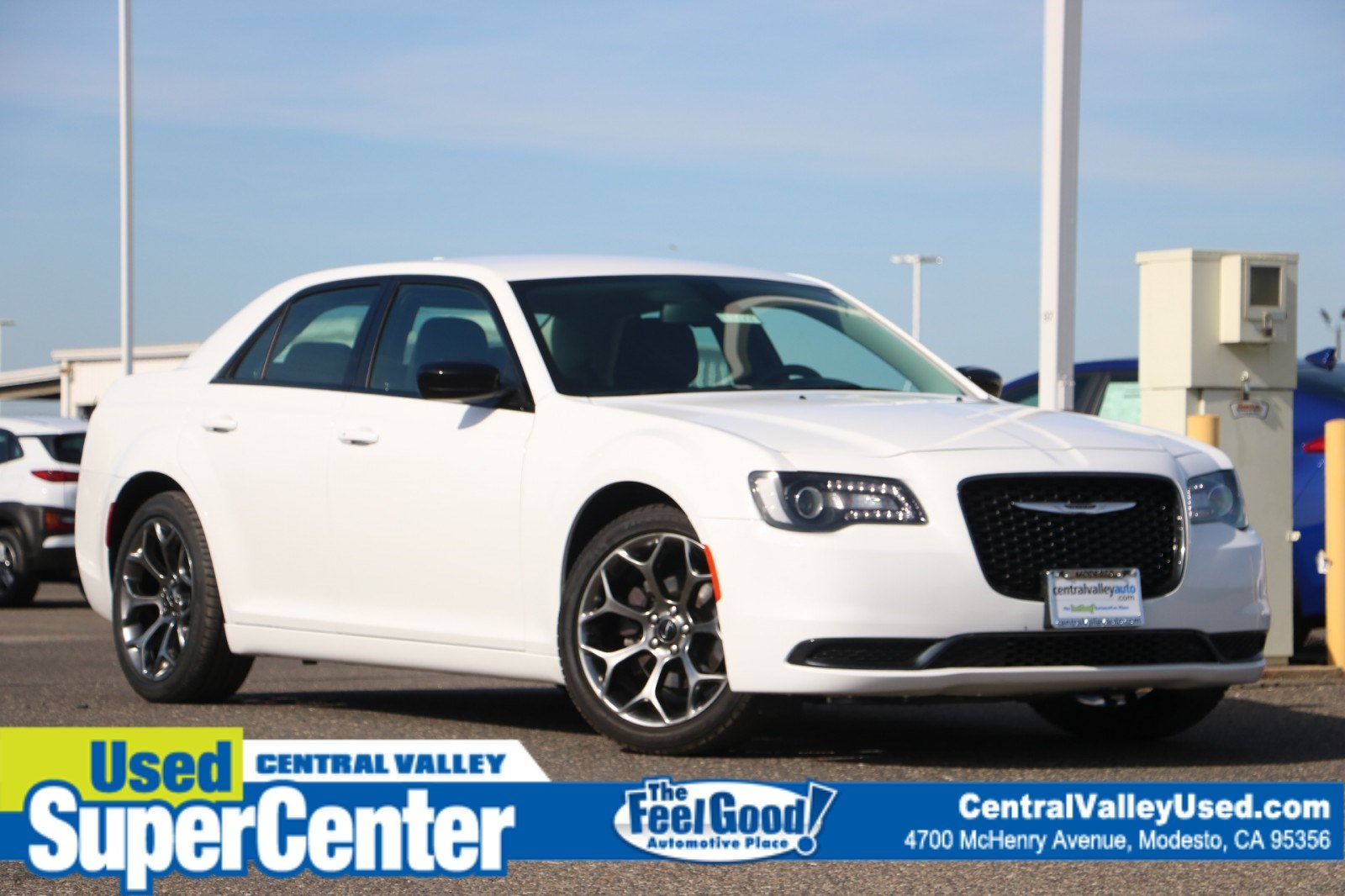 Certified Pre Owned 2018 Chrysler 300 Touring