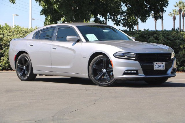 PRE-OWNED 2016 DODGE CHARGER R/T RWD 4DR CAR