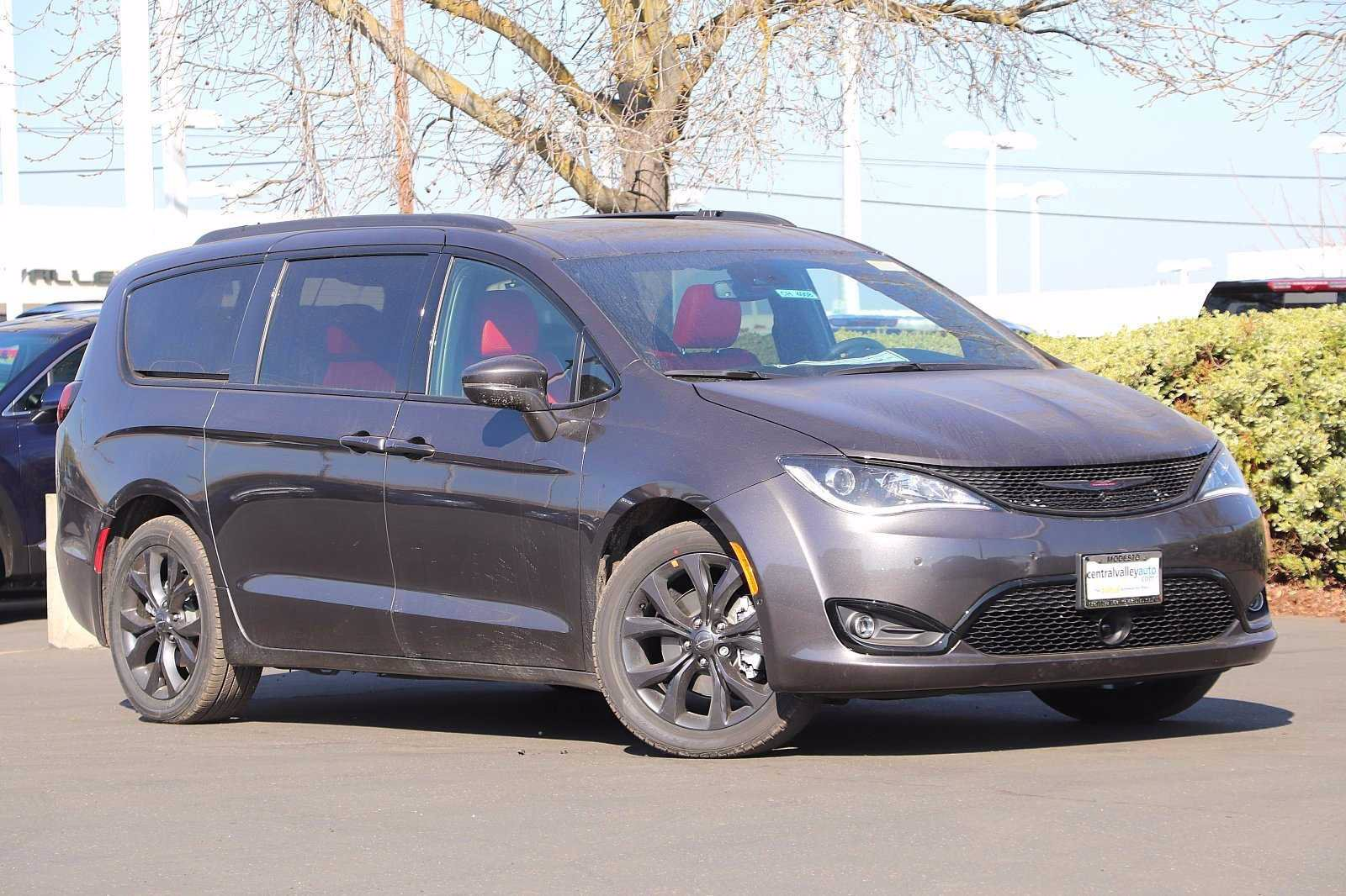 NEW 2020 CHRYSLER PACIFICA RED S EDITION
