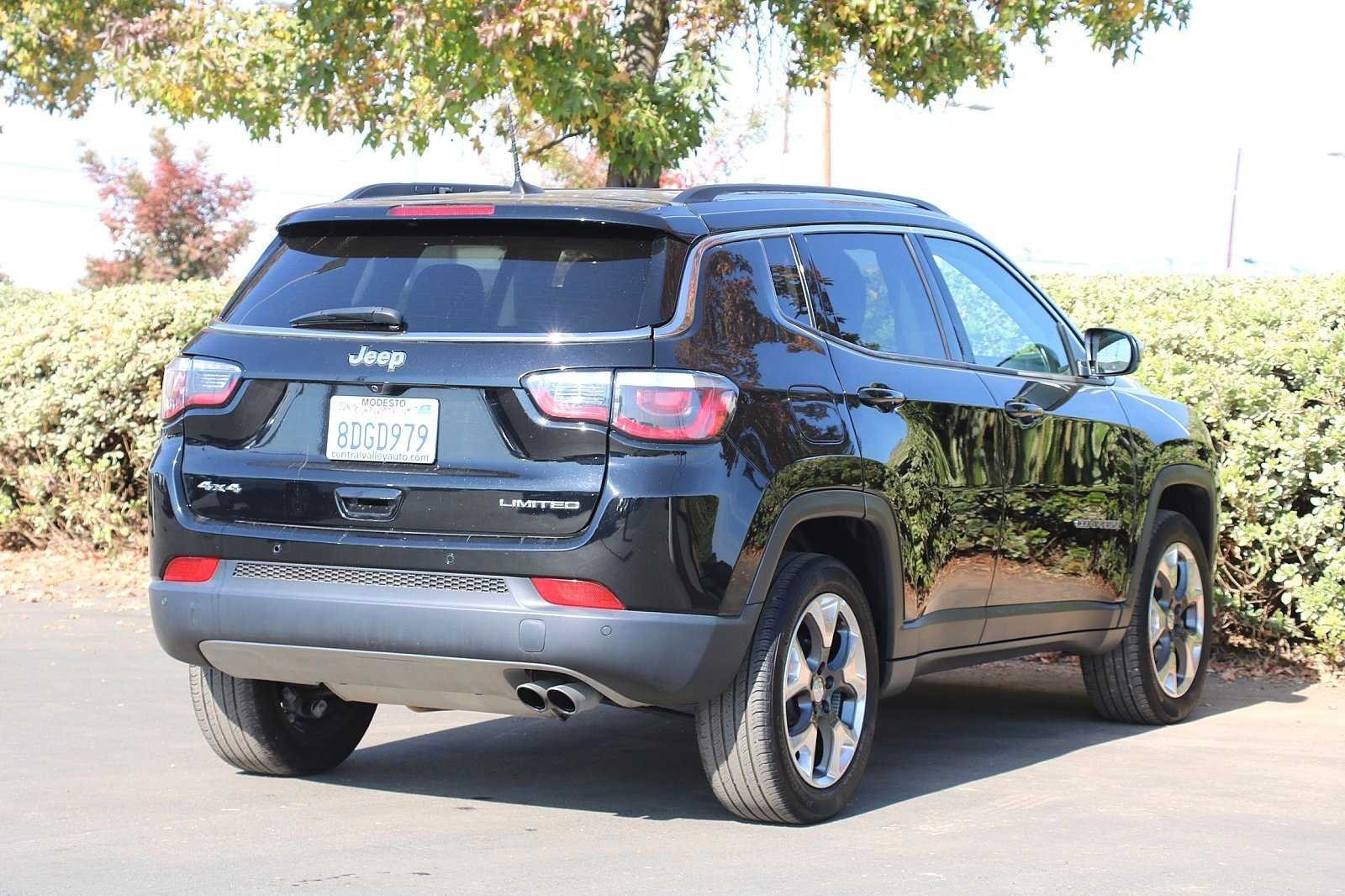 Pre-Owned 2018 Jeep Compass Limited