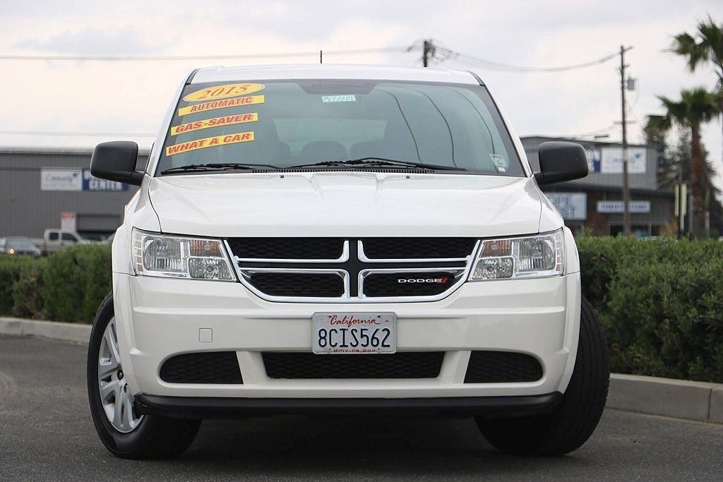 Pre-Owned 2015 Dodge Journey American Value Pkg