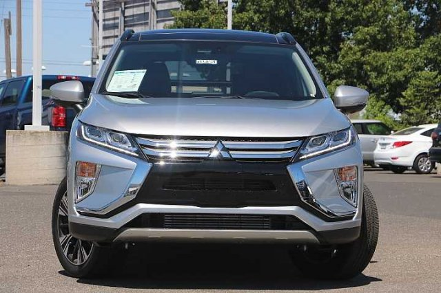 Pre-Owned 2018 Mitsubishi Eclipse Cross