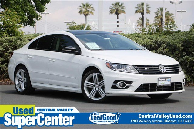 Pre-Owned 2017 Volkswagen CC R-Line 2.0T Executive