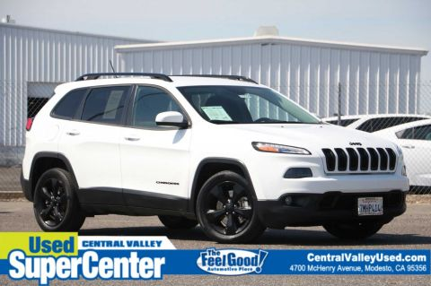 Certified Pre-Owned 2015 Jeep Cherokee Latitude Altitude