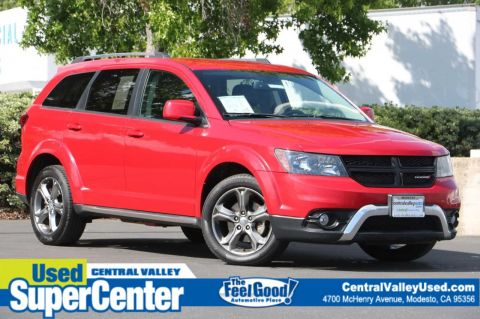 Certified Pre-Owned 2017 Dodge Journey Crossroad Plus