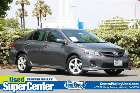Pre-Owned 2013 Toyota Corolla