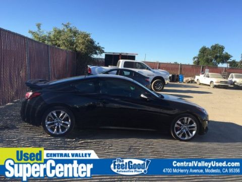 Pre-Owned 2016 Hyundai Genesis Coupe 3.8L Ultimate