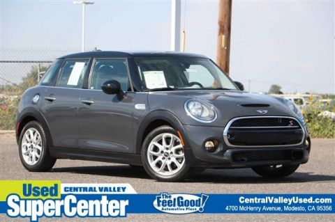 Pre-Owned 2015 MINI Cooper Hardtop 4 Door S